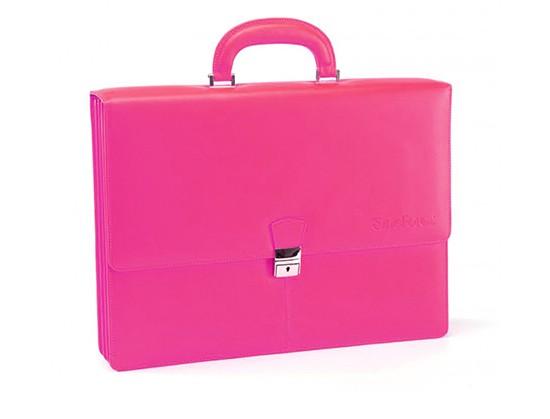 Lederen koffer